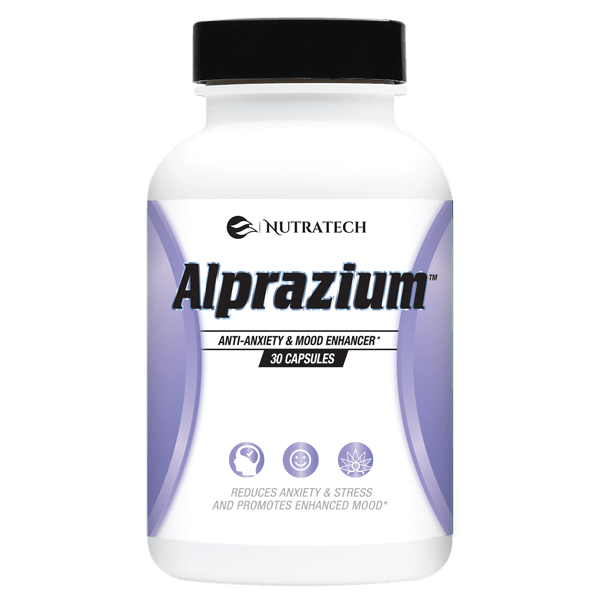 Nutratech Alprazium Reviews Results Ingredients Amp Best Prices