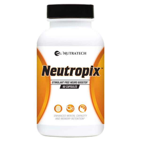 Neutropix stimulant free focus supplement
