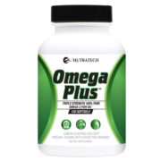 nutratech omega plus
