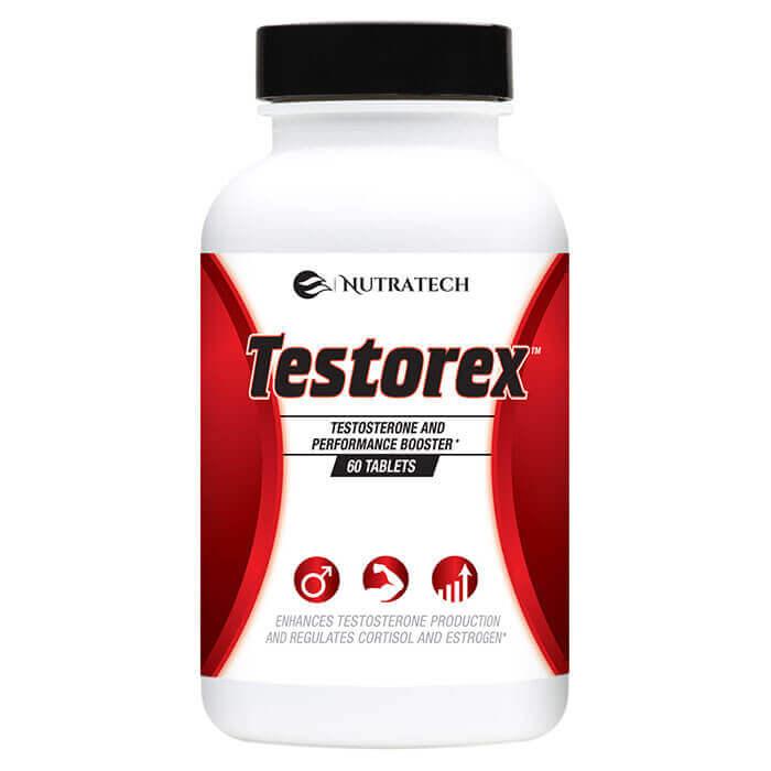 Nutratech Testorex Test Booster