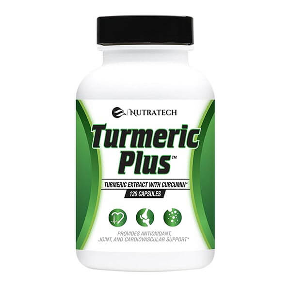 nutratech turmeric pro