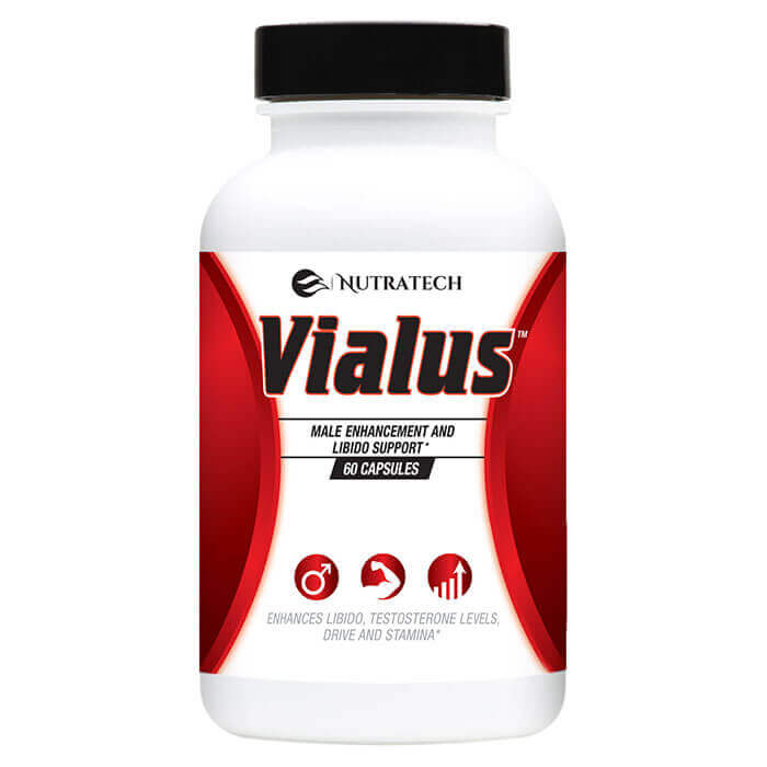 Nutratech Vialus Libido Supplement
