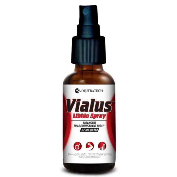 Nutratech Vialus Spray Best Topical Libido Supplement 2017